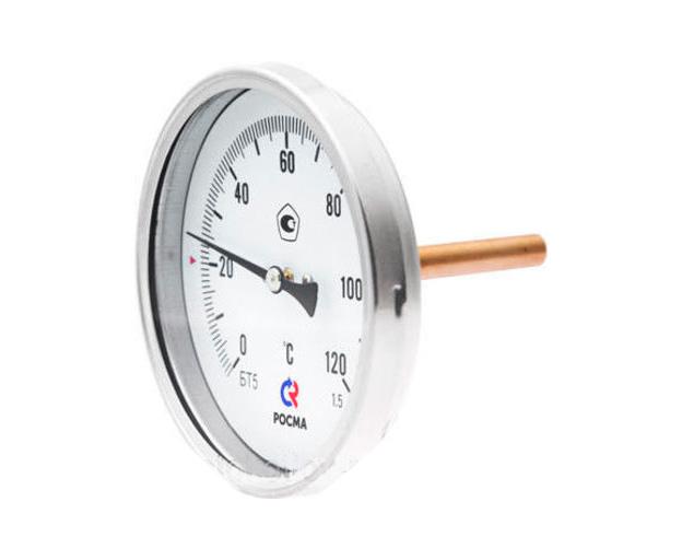 термометр для газового котла стеклянный название